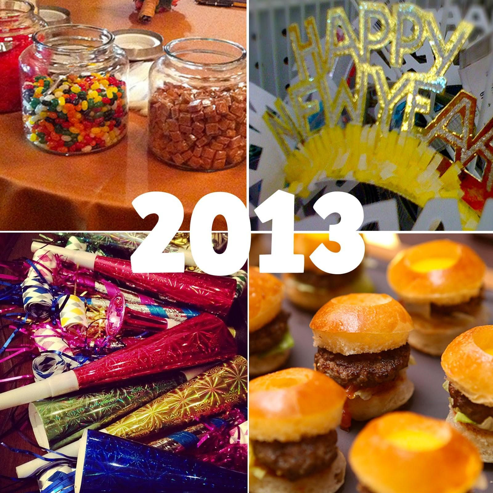 Honey Butter New Year Eve Party Favor Ideas