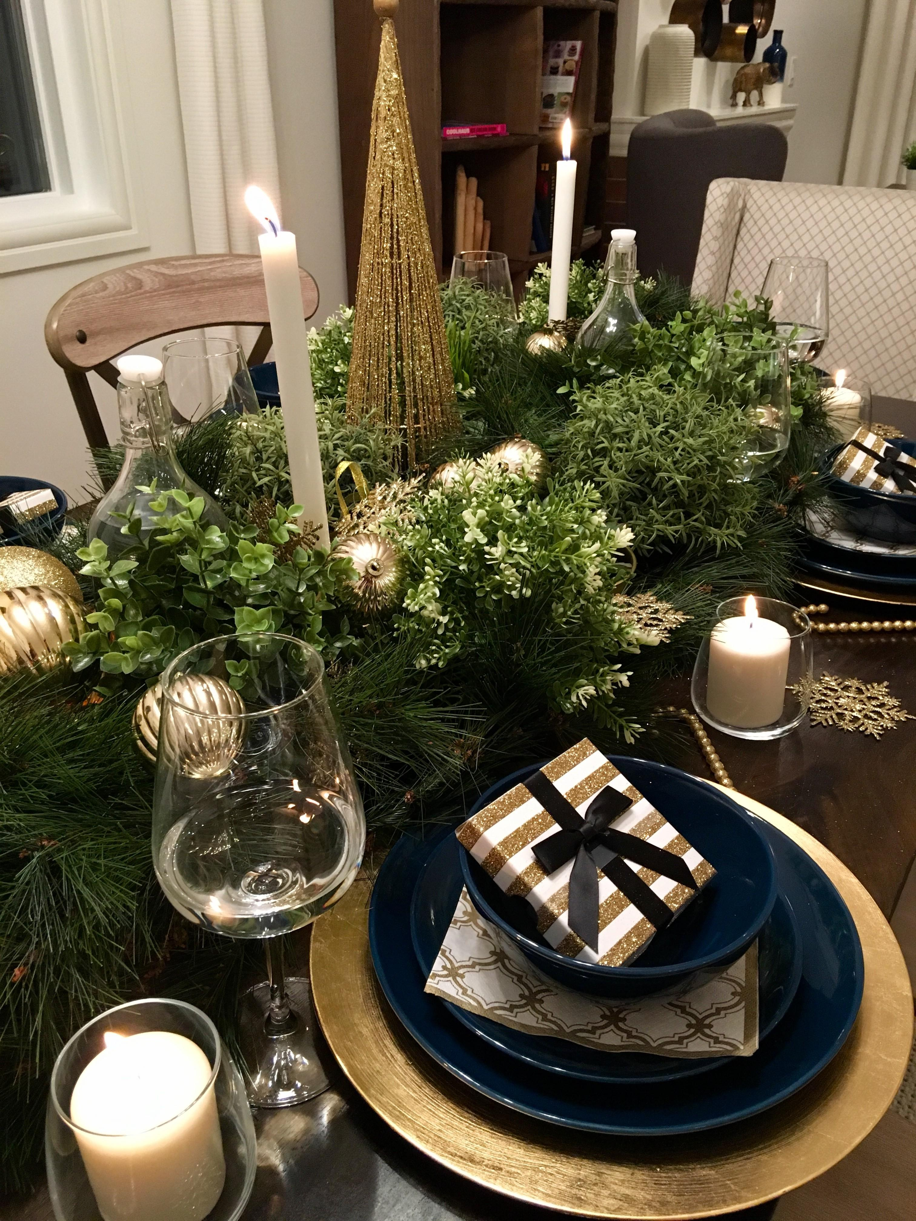 Host Boho Chic Holiday Dinner Party Blog