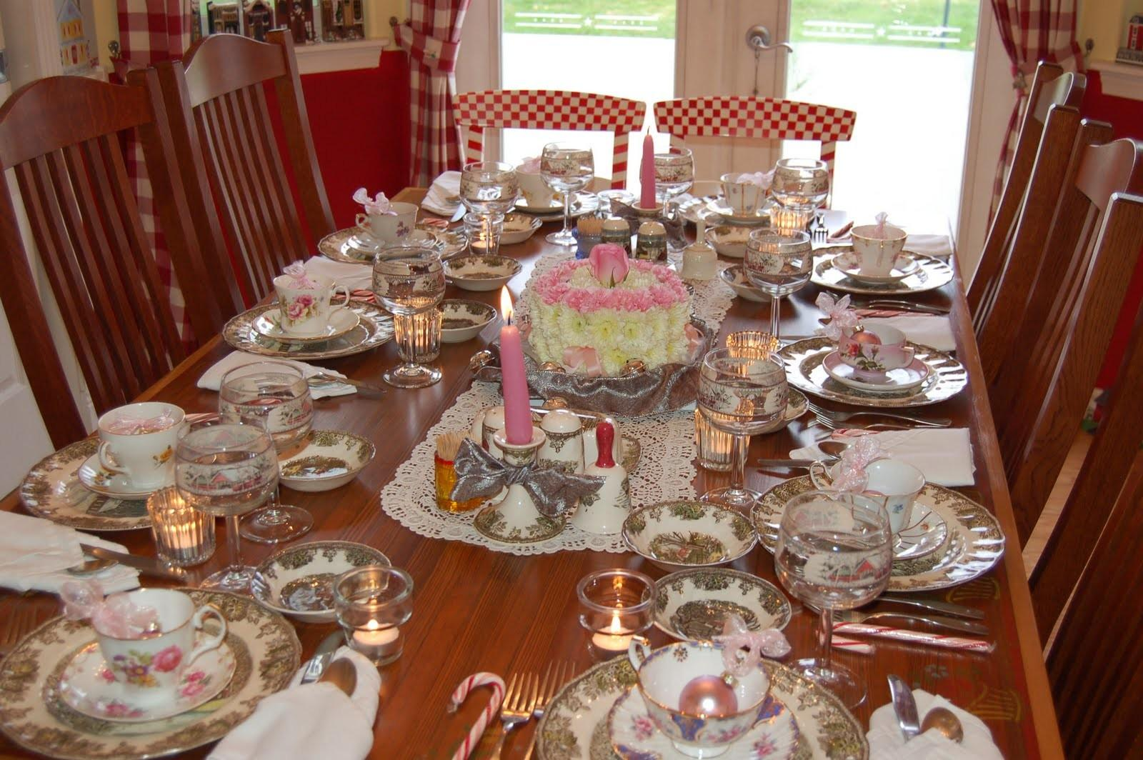 Host Motherdaughter Tea Party Ehow