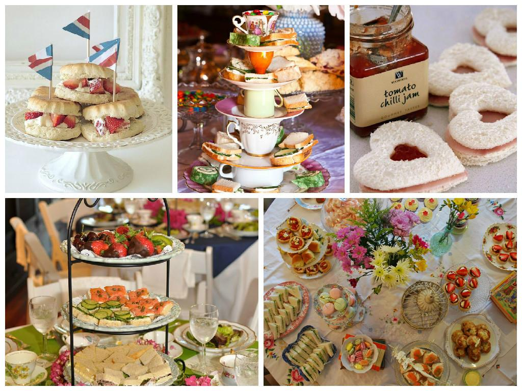 Host Perfect Tea Party Wedding