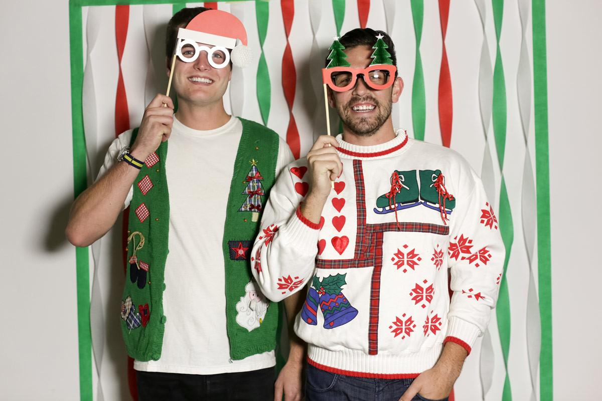Host Ugly Sweater Party Evite