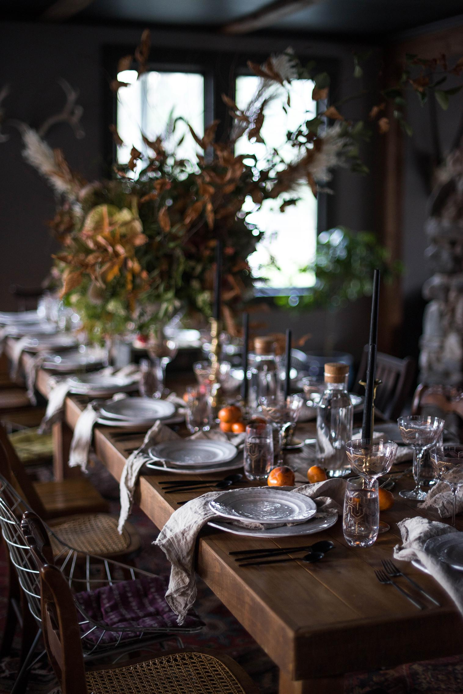 Host Ultimate Intimate Dinner Party Fall
