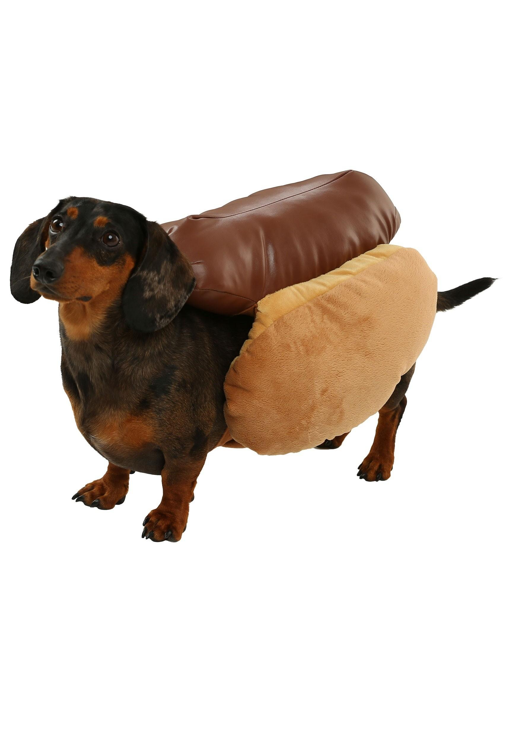 Hot Dog Costume Dogs Beds Costumes