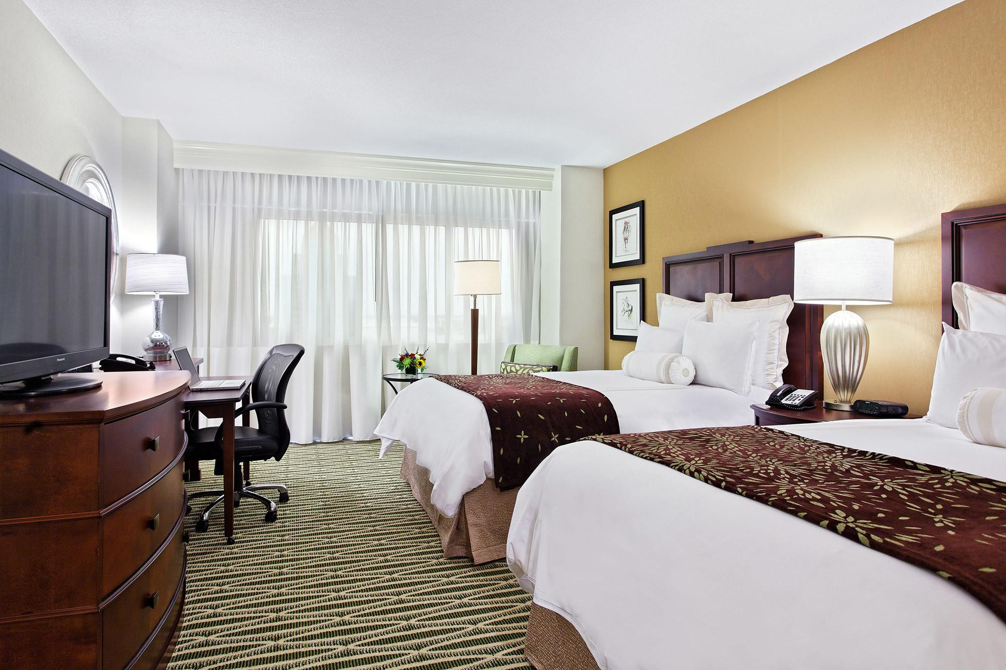 Hotel Guest Rooms Downtown Louisville