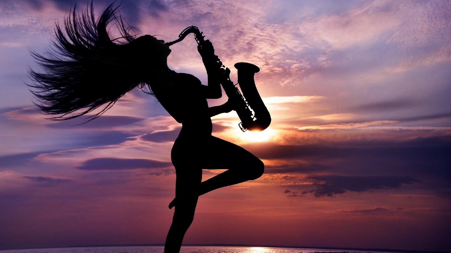 Hours Romantic Relaxing Saxophone Music