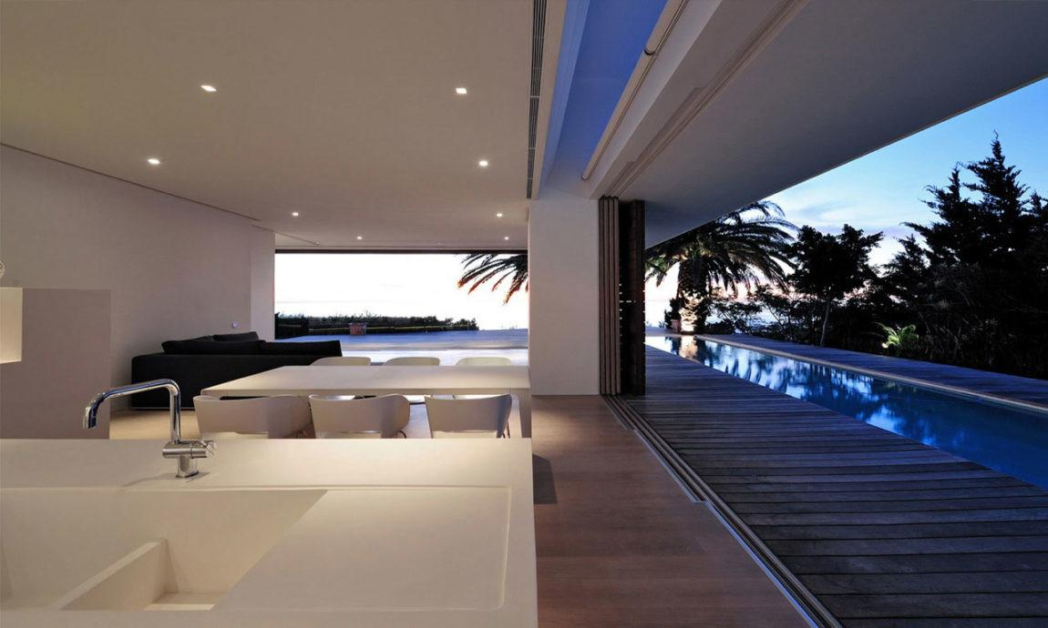 House Camps Bay Luis Mira Architects
