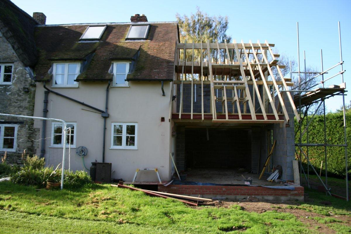 House Extension Project Management Expert Support