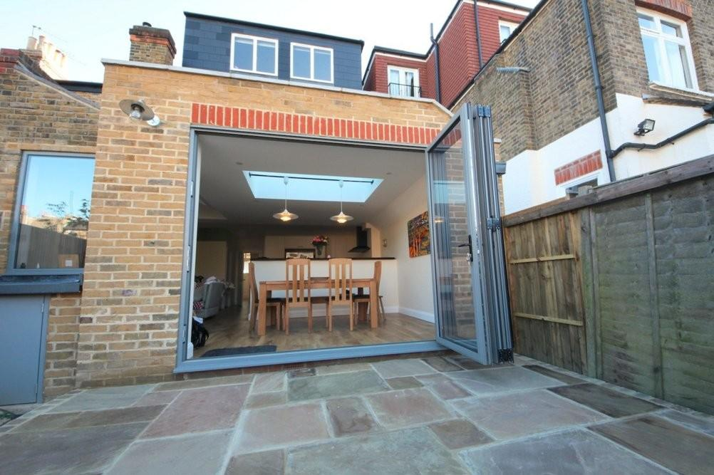 House Extension Terraced Dps Ltd