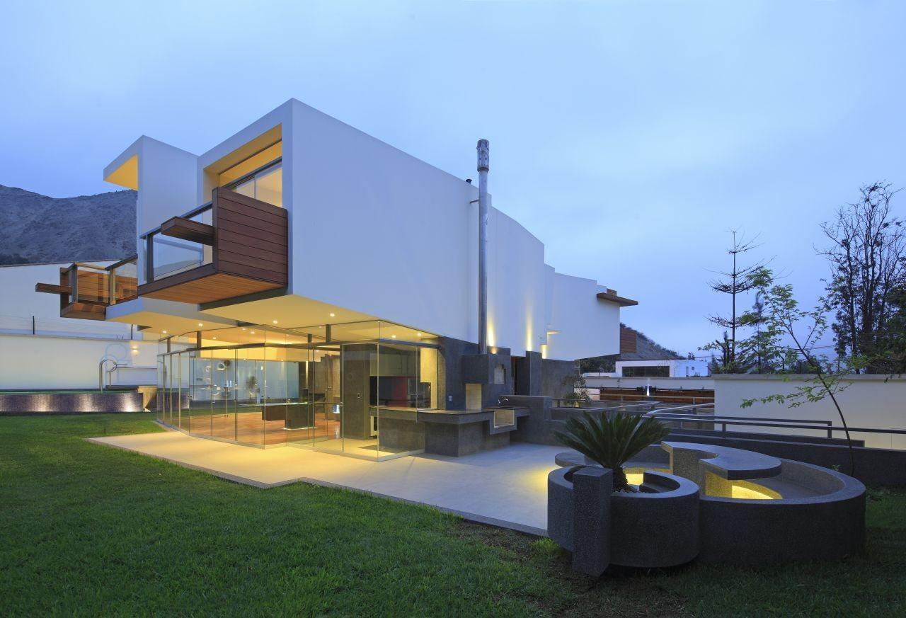 House Forever Longhi Architects