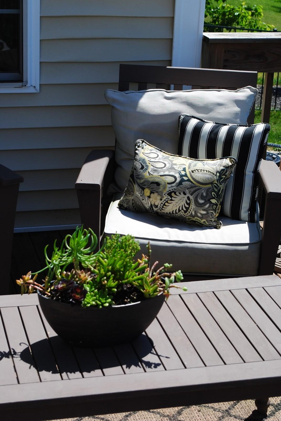 House Holly Back Porch Nook Simple Ideas
