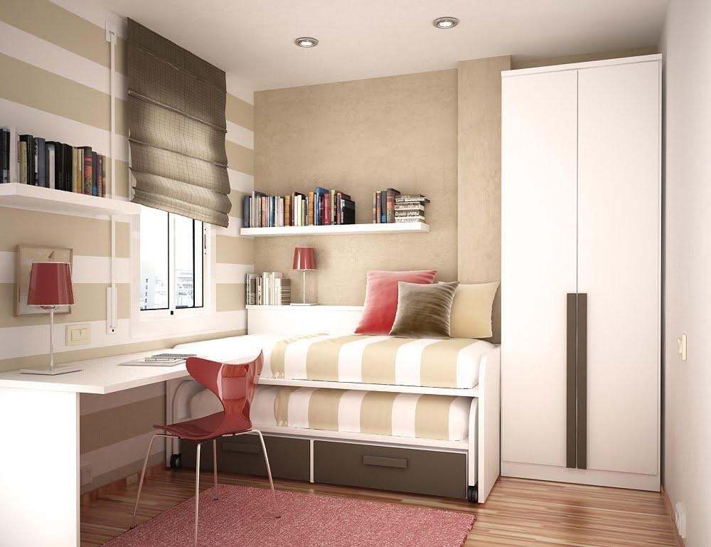 House Ideas Small Kids Rooms Space Saving