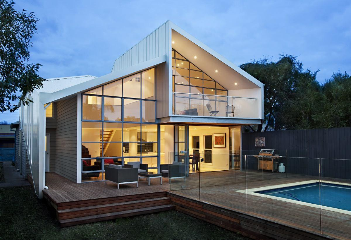House Renovation Extension Melbourne Modern