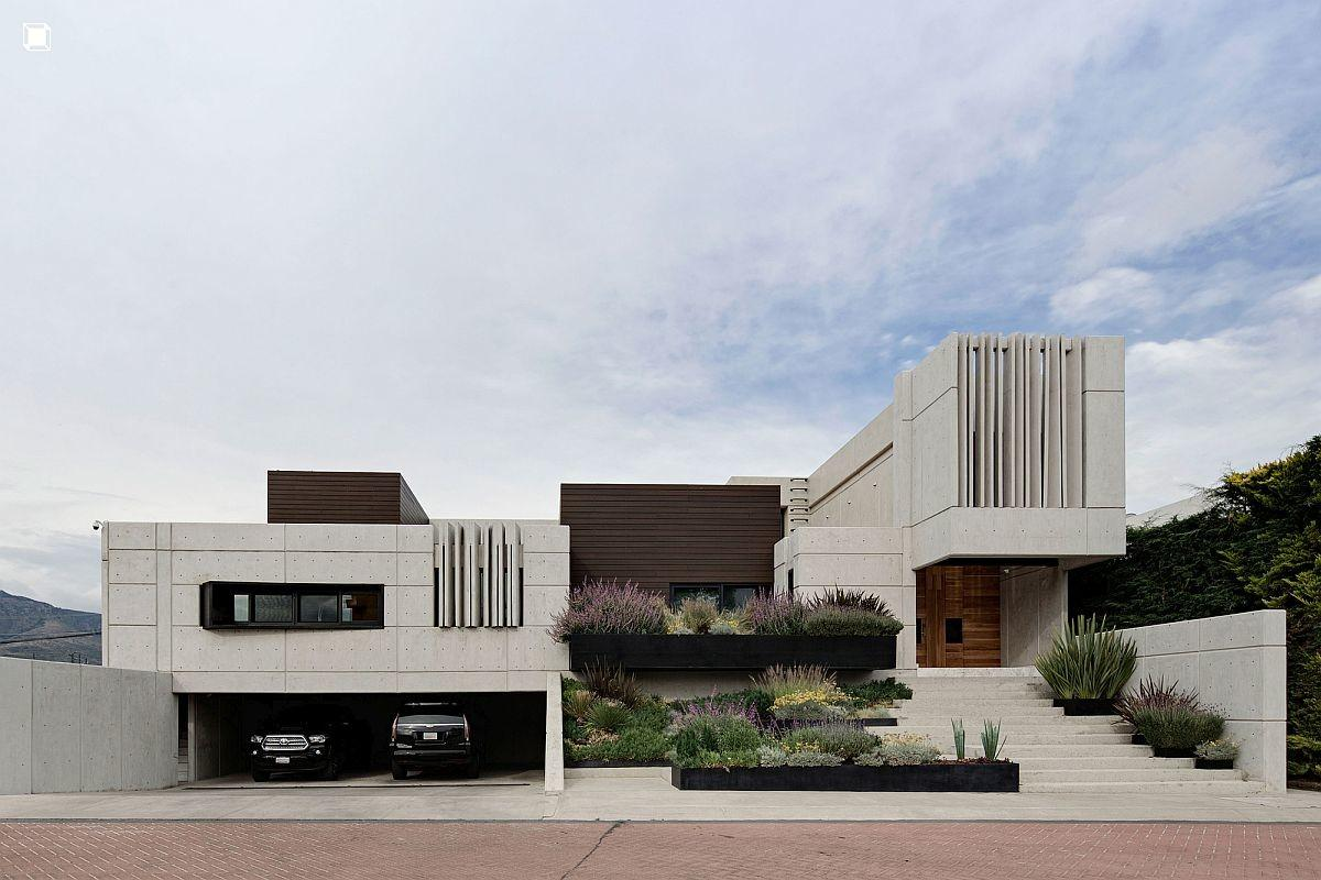 House Spectacular Series Protected Terraces Usher