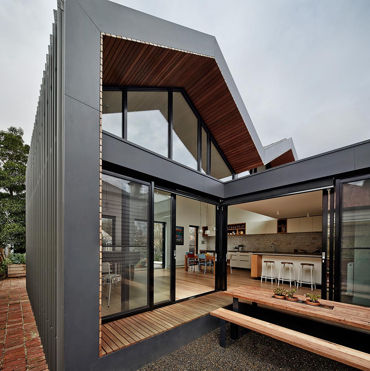 House Successful Modification More Natural Light