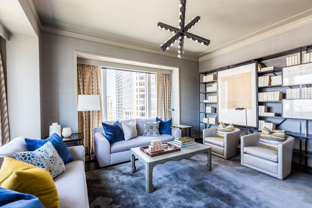 House Tour Chicago Pied Terre Inspired Sunset