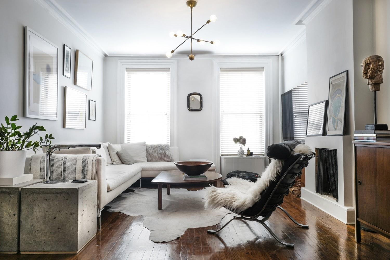 House Tour Design Duo Stunning Brooklyn Townhouse