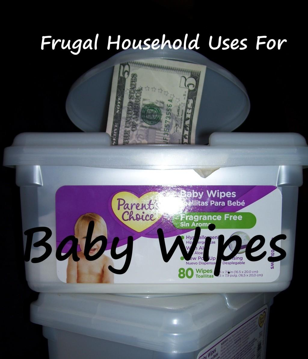 Household Uses Storebought Homemade Baby Wipes