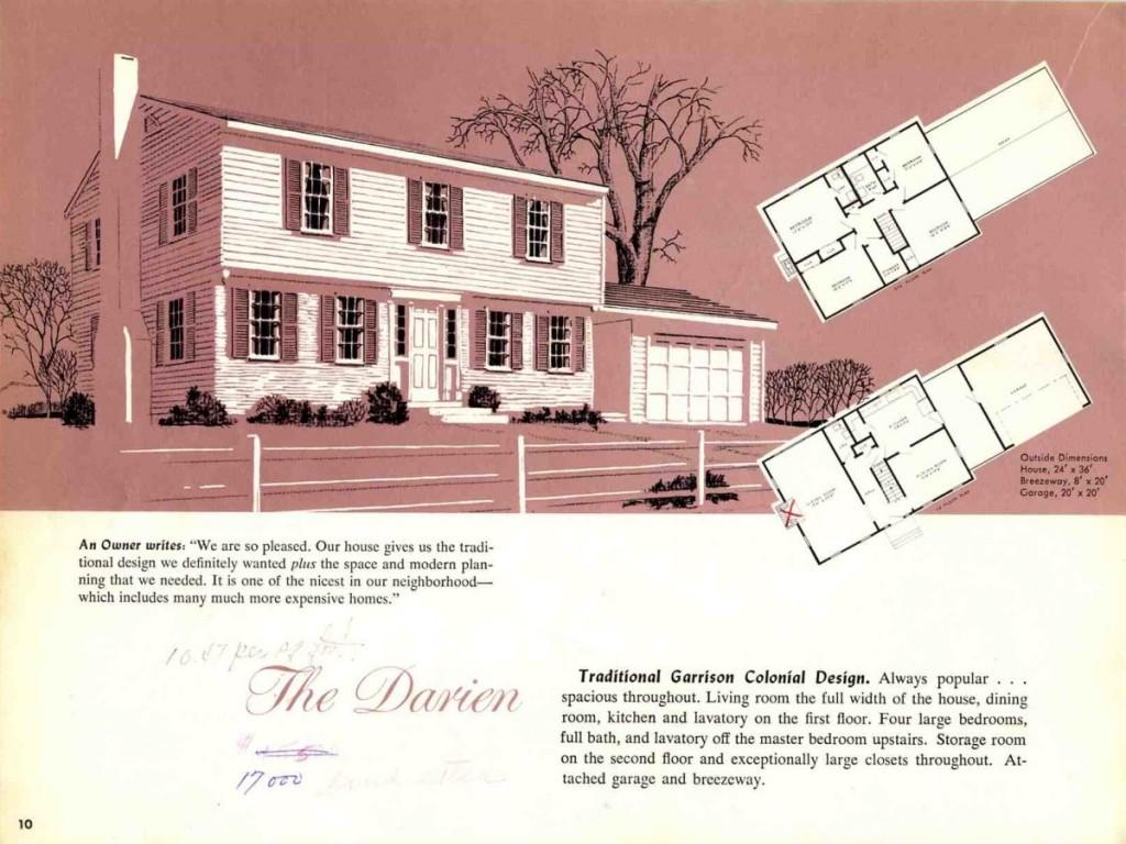 Houses First Pre Fabricated Homes Retro