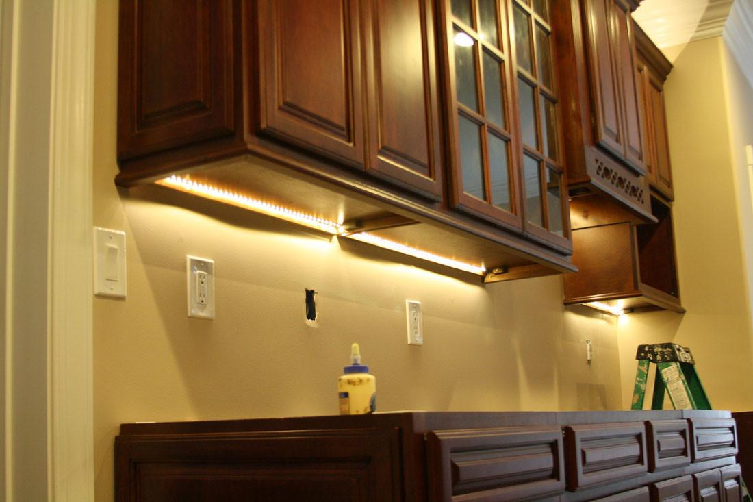 Howto Install Under Cabinet Lighting Decosee