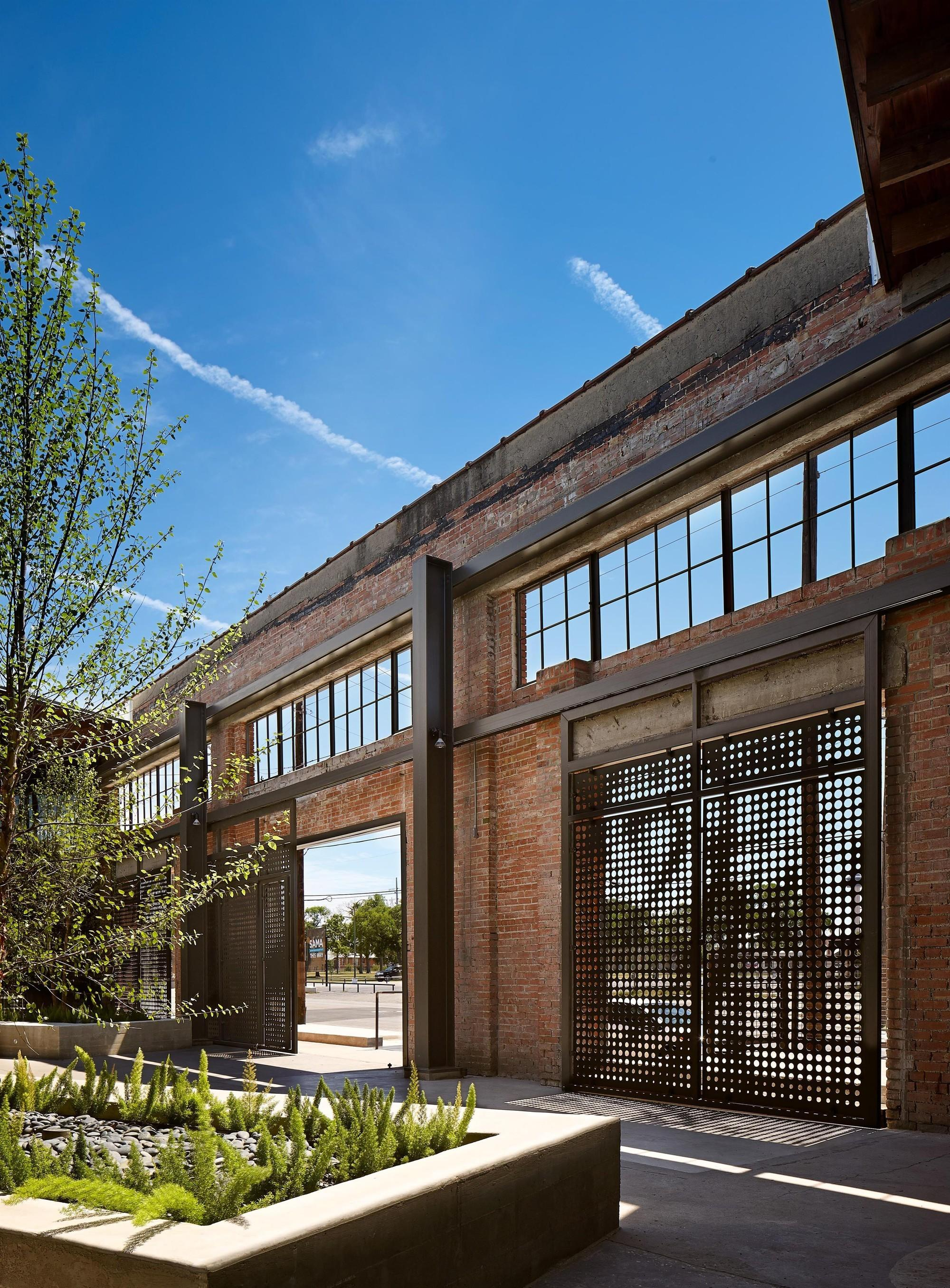 Hughes Warehouse Adaptive Reuse Overland