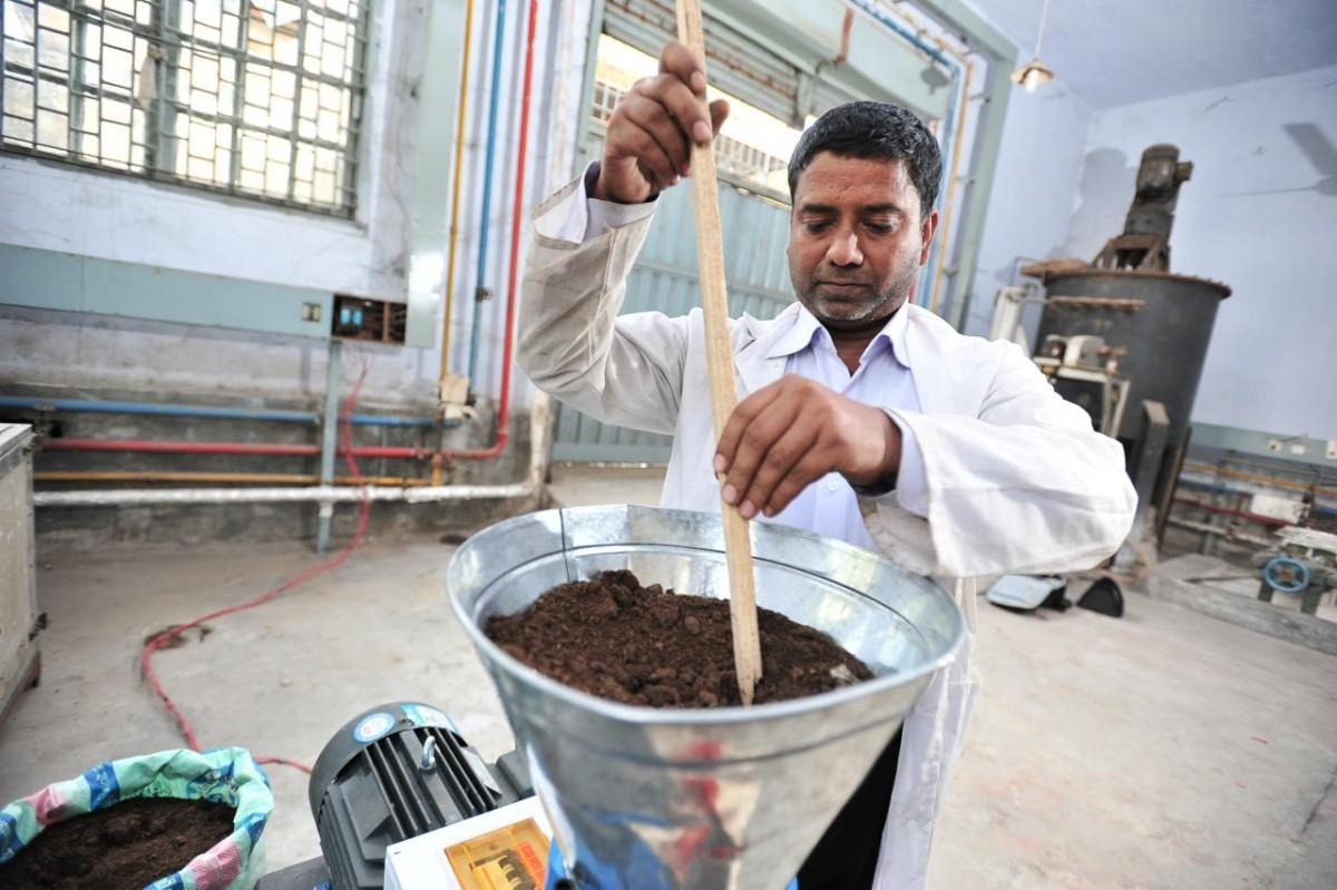 Human Waste Reuse Could Benefit Farmers Improve Public