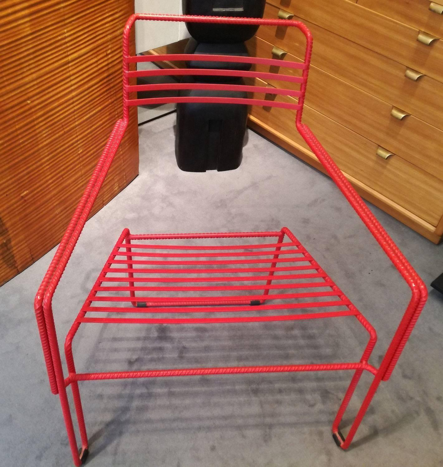 Iconic Armchair Costa Coulentianos 1990 Sale