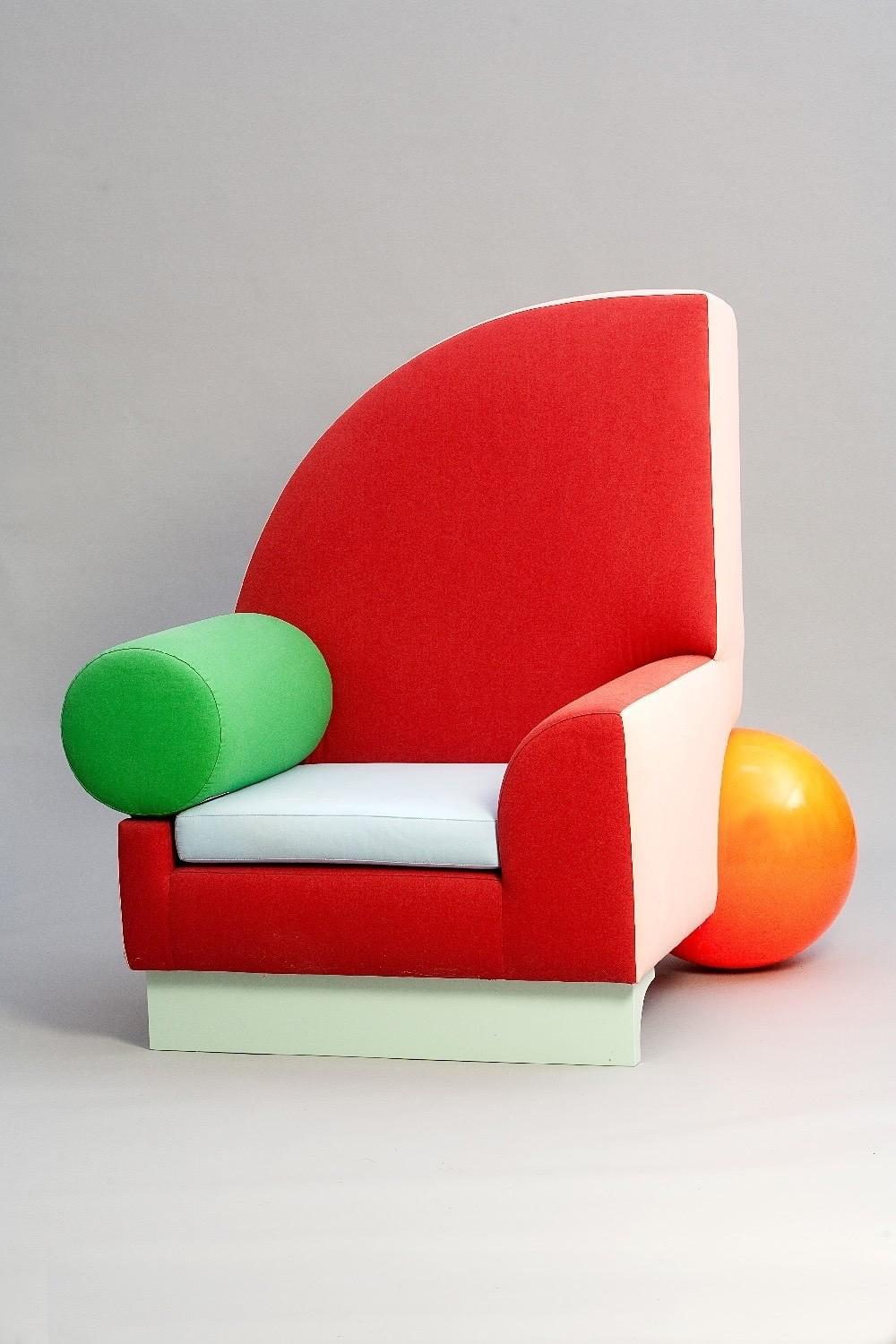 Iconic Chair Designs 1980s