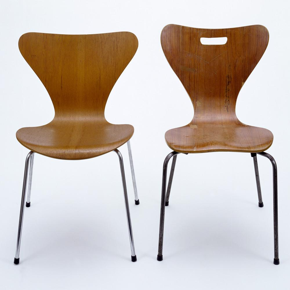 Iconic Chair Designs Poster Hogansofhale
