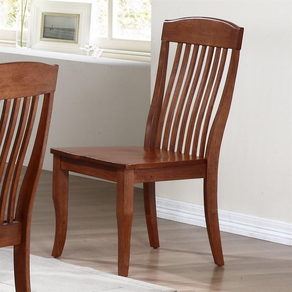Iconic Furniture Ch58 Contemporary Slatback Side Chair
