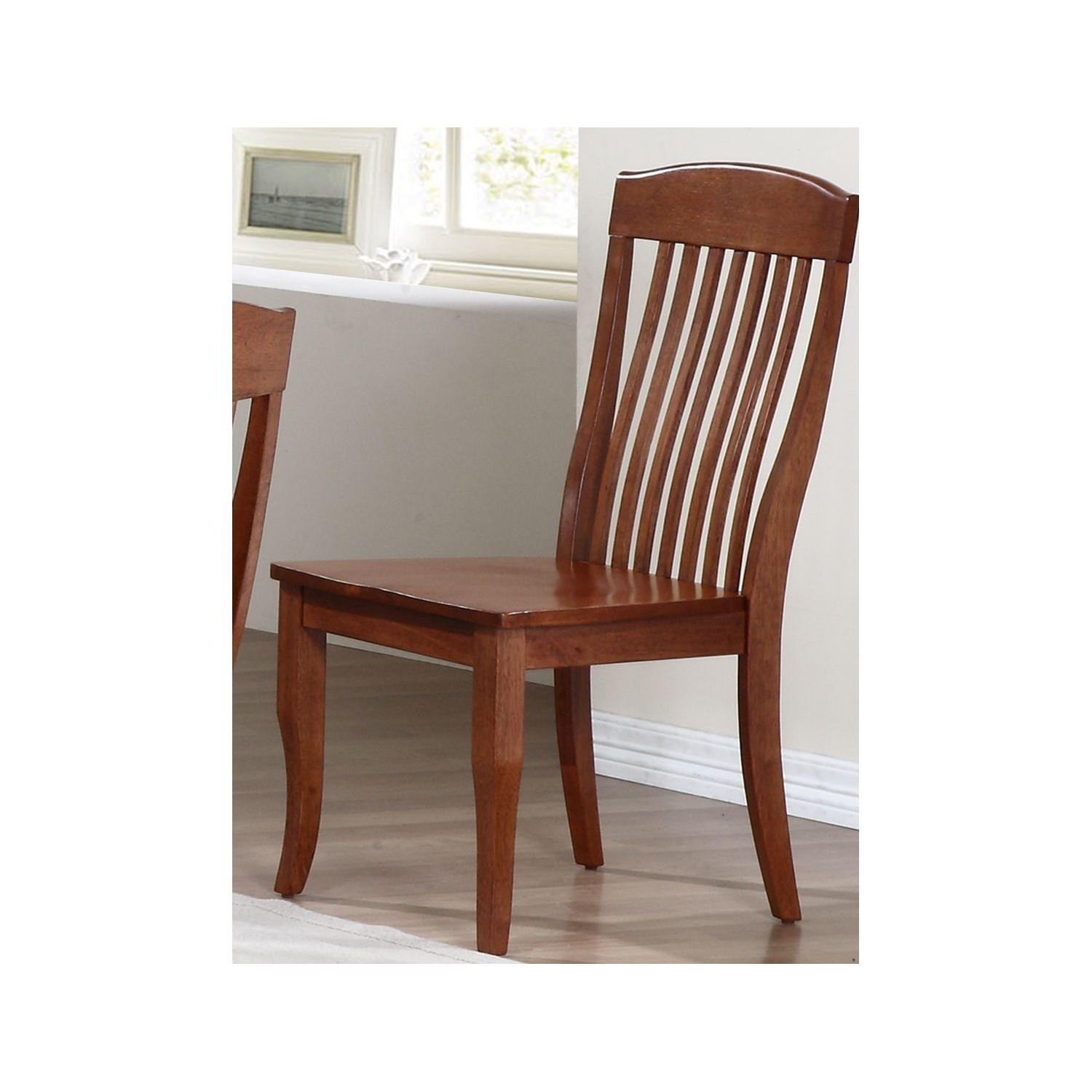 Iconic Furniture Contemporary Slatback Side Chair