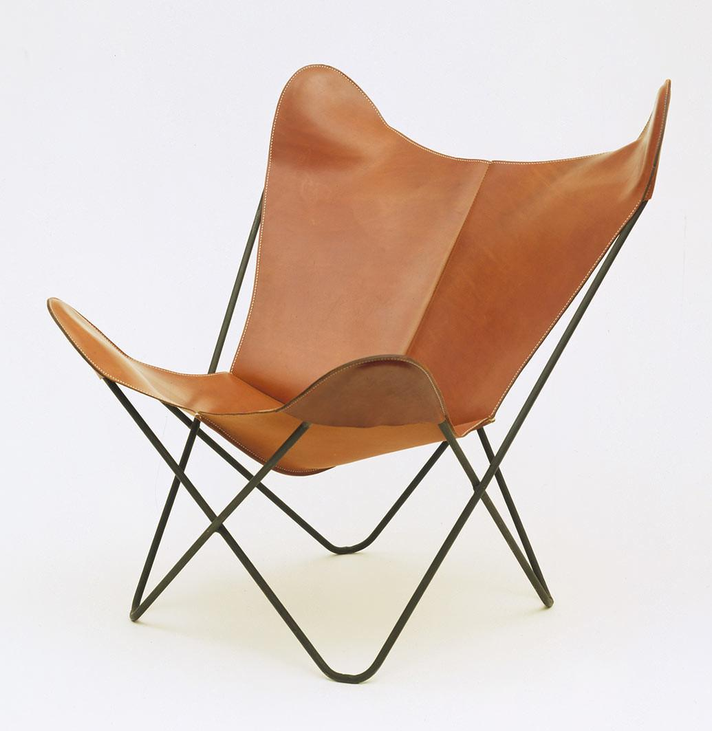 Iconic Modern Design Butterfly Chair Residential