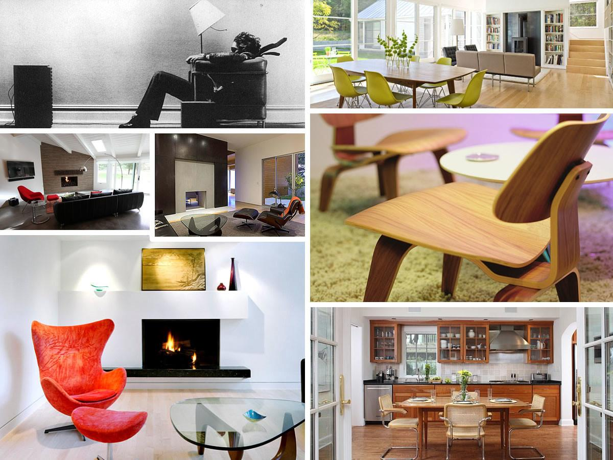 Iconic Modern Furnishings Never Out Style