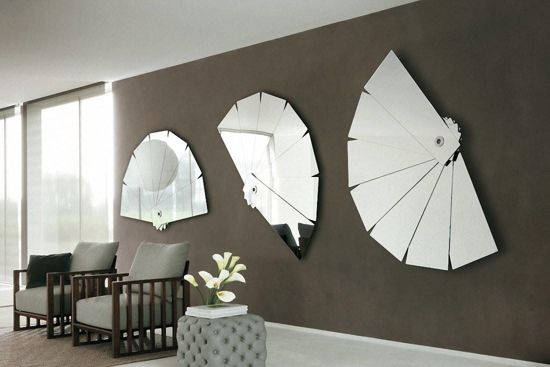 Idea Stylish Modern Wall Mirror Porada Motiq