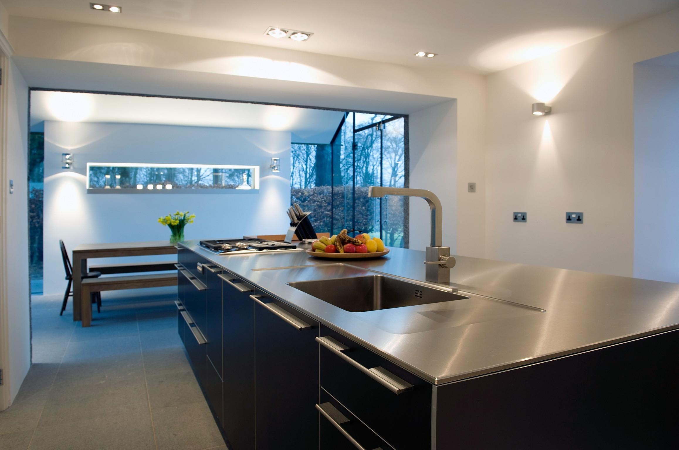 Ideas Decorating Small Kitchen Architectural Mood