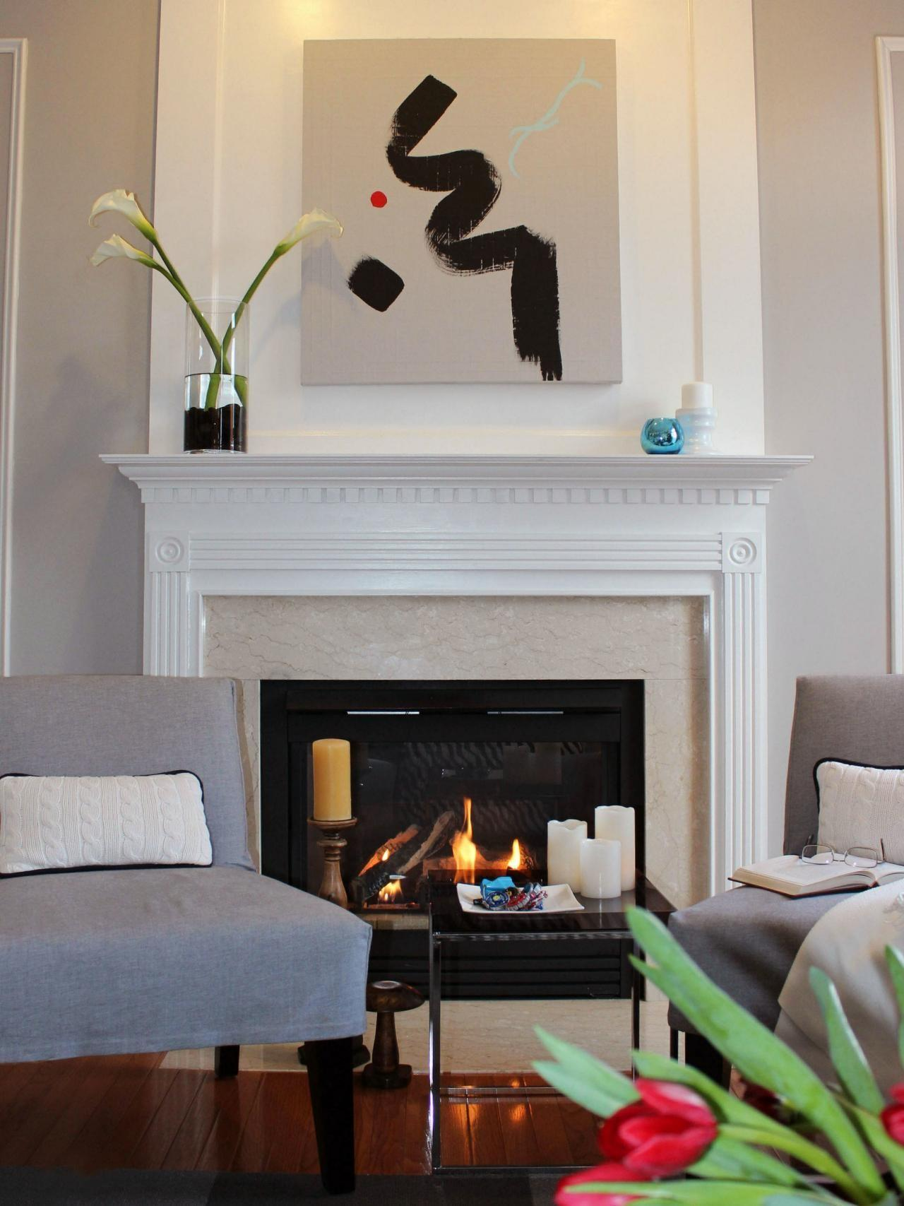 Ideas Decorating Your Mantel Year Round