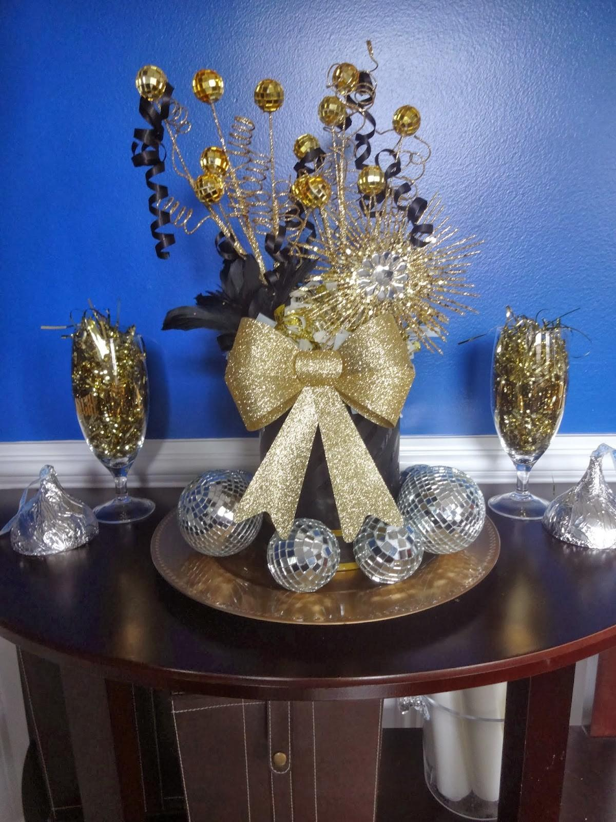Ideas Enchant Your Home New Year Eve Party