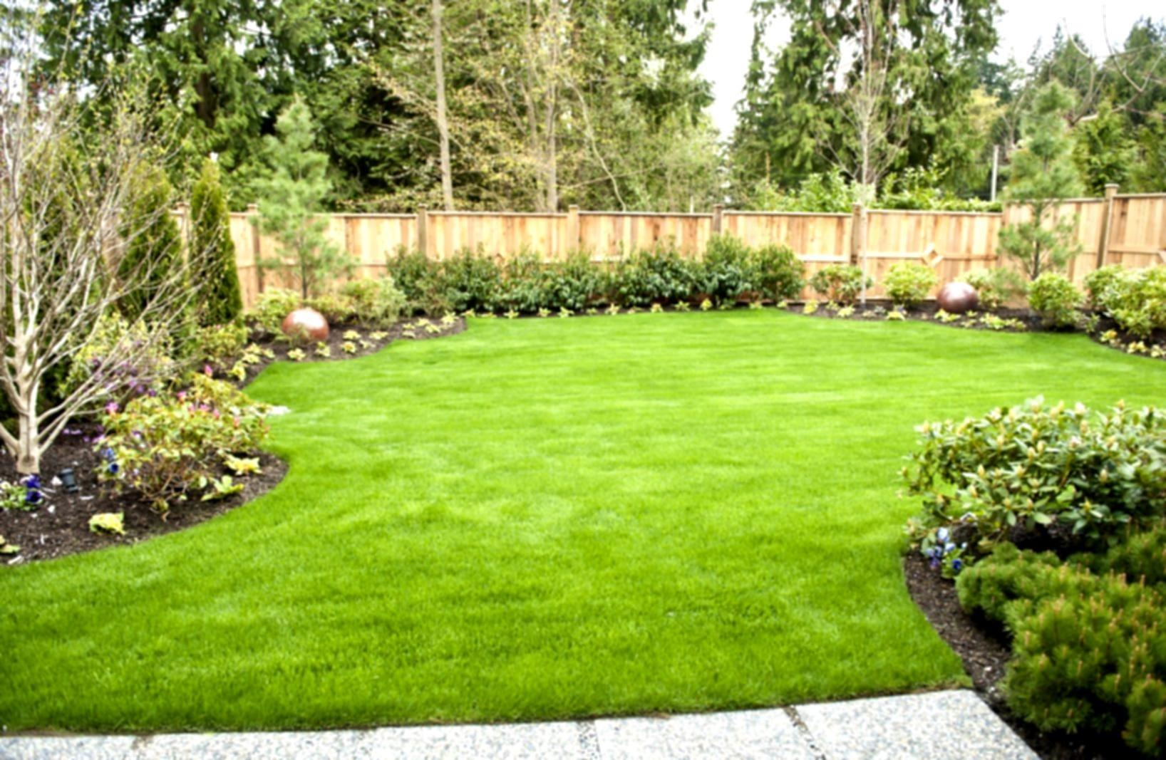 Ideas Extraordinary Landscape Small Backyard Simple