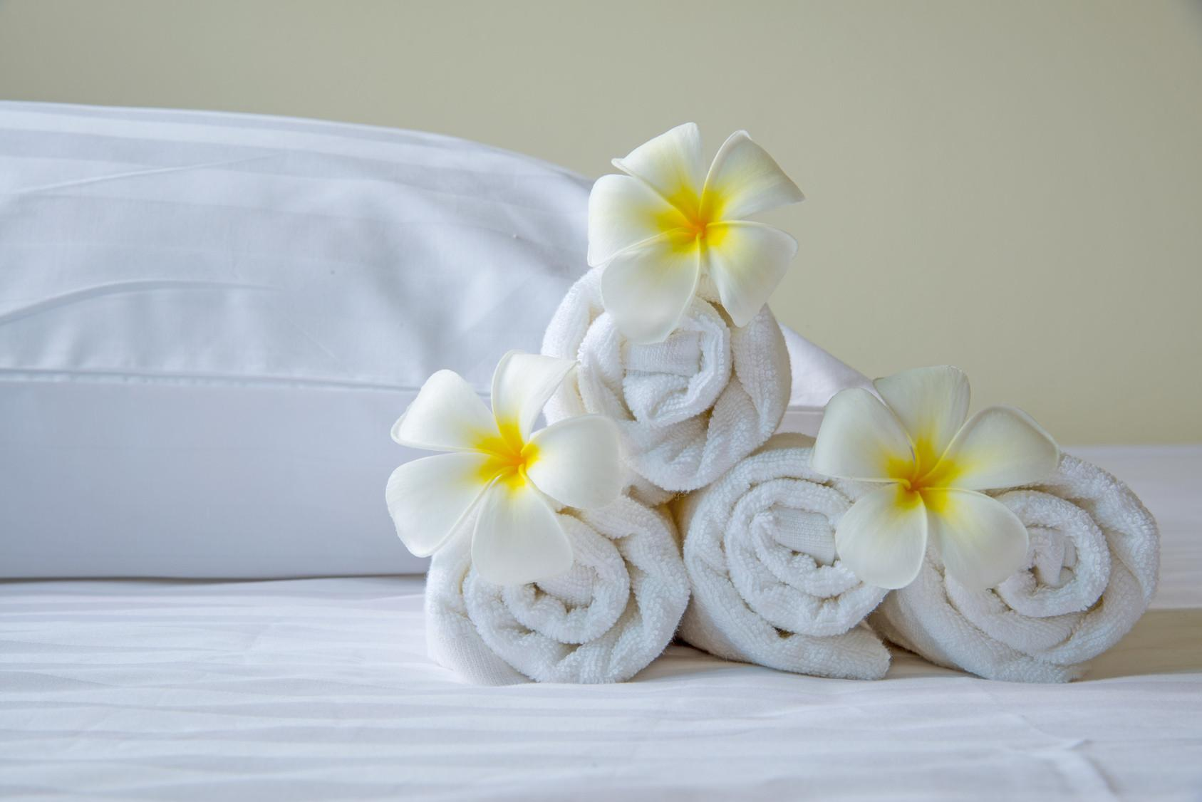 Ideas Improve Sustainability Your Hotel Laundry