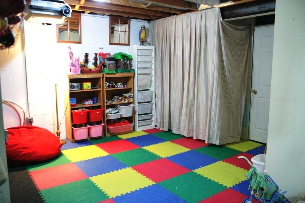Ideas Kids Basement Playroom All Home Decor