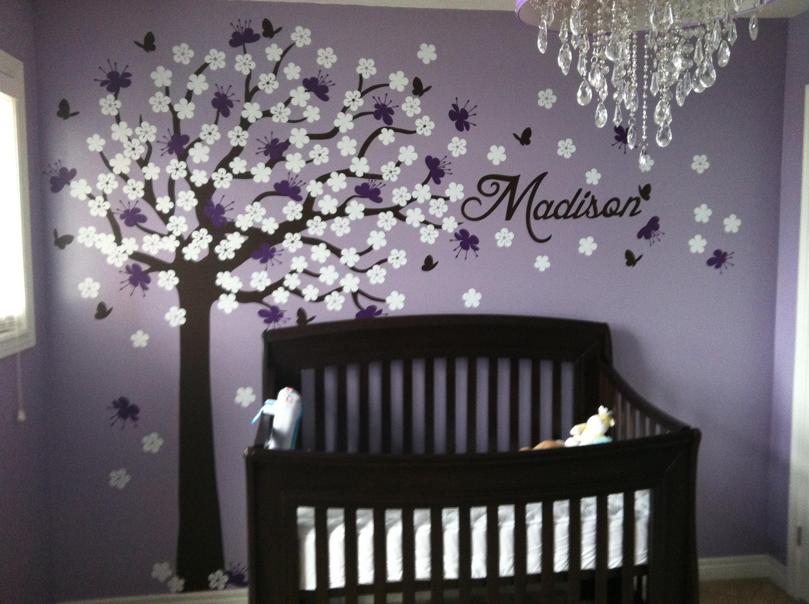 Ideas Lavender Girls Bedrooms Victorian