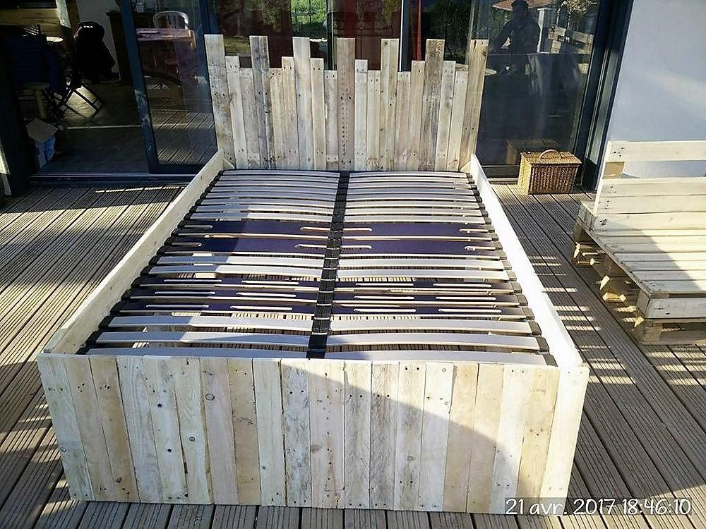 Ideas Make Furniture Recycled Pallet Wood