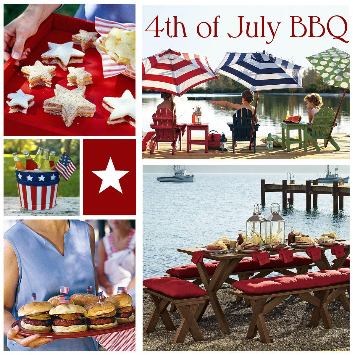 Ideas Make Your 4th July Party Standout