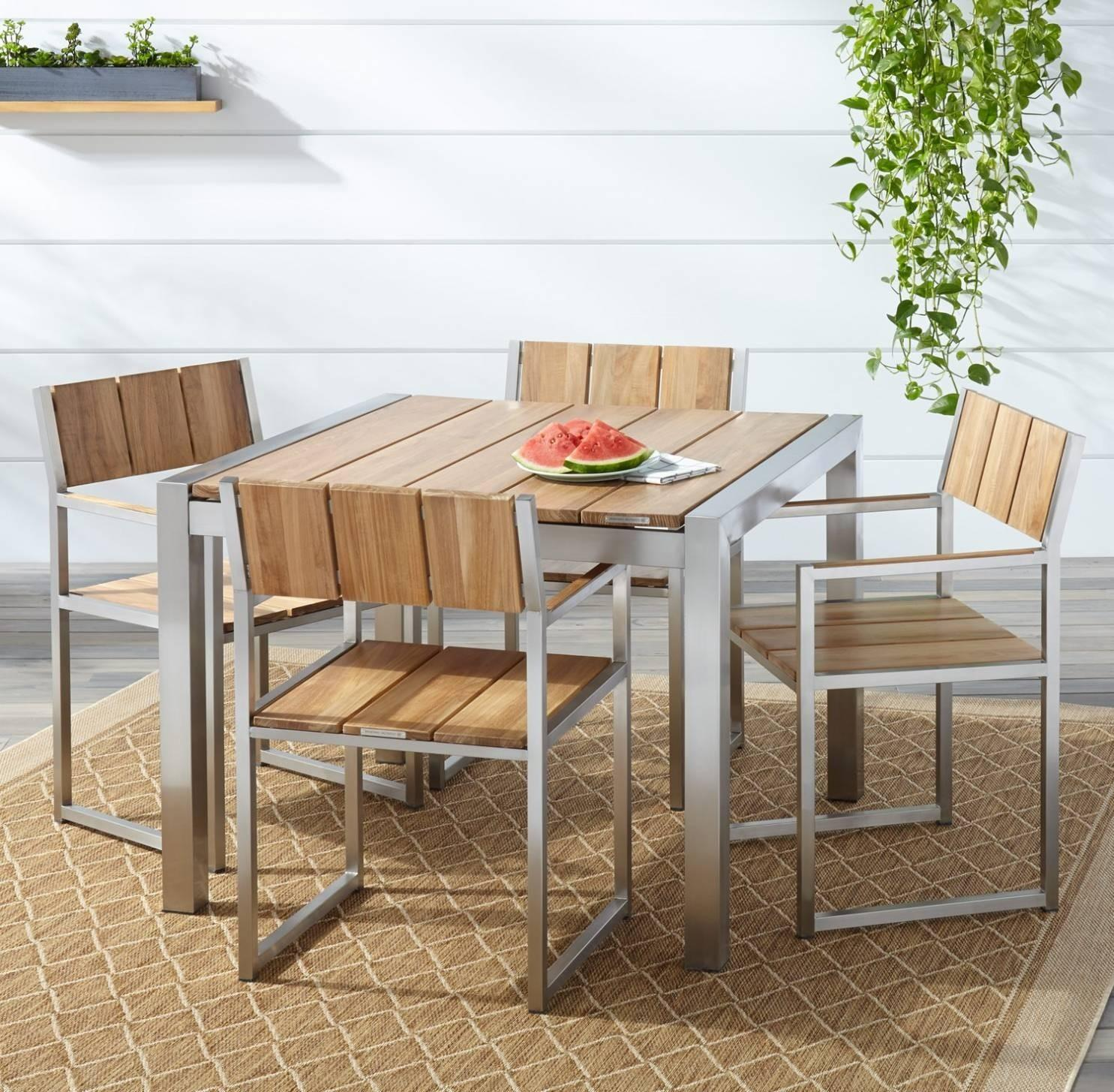 Ideas Outdoor Dining Table