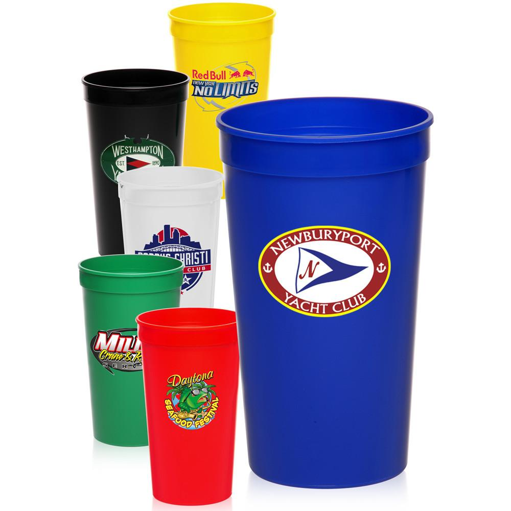 Ideas Pretty Personalized Plastic Cups Cool Drinkware