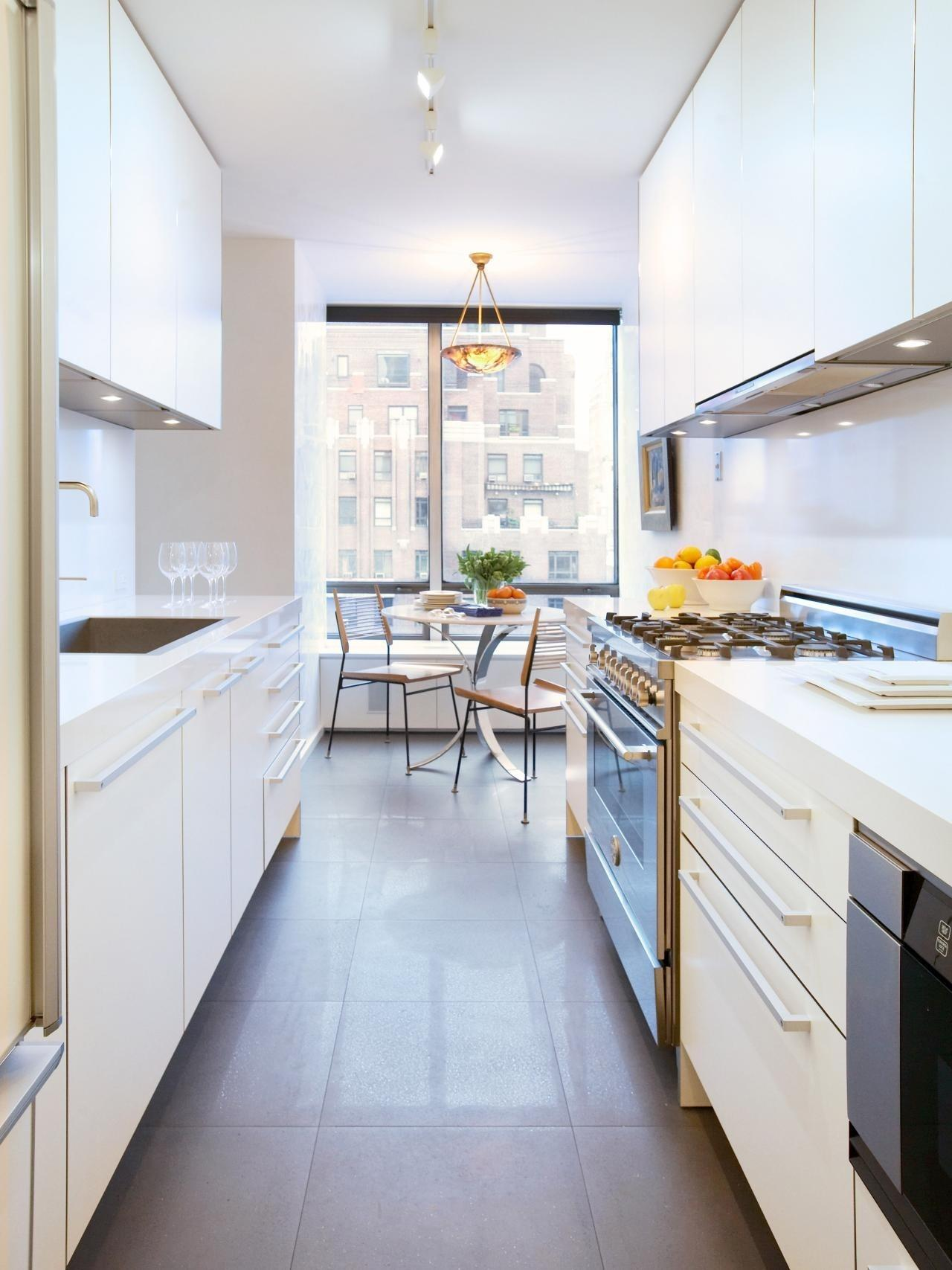 Ideas Remodel Small Galley Kitchen