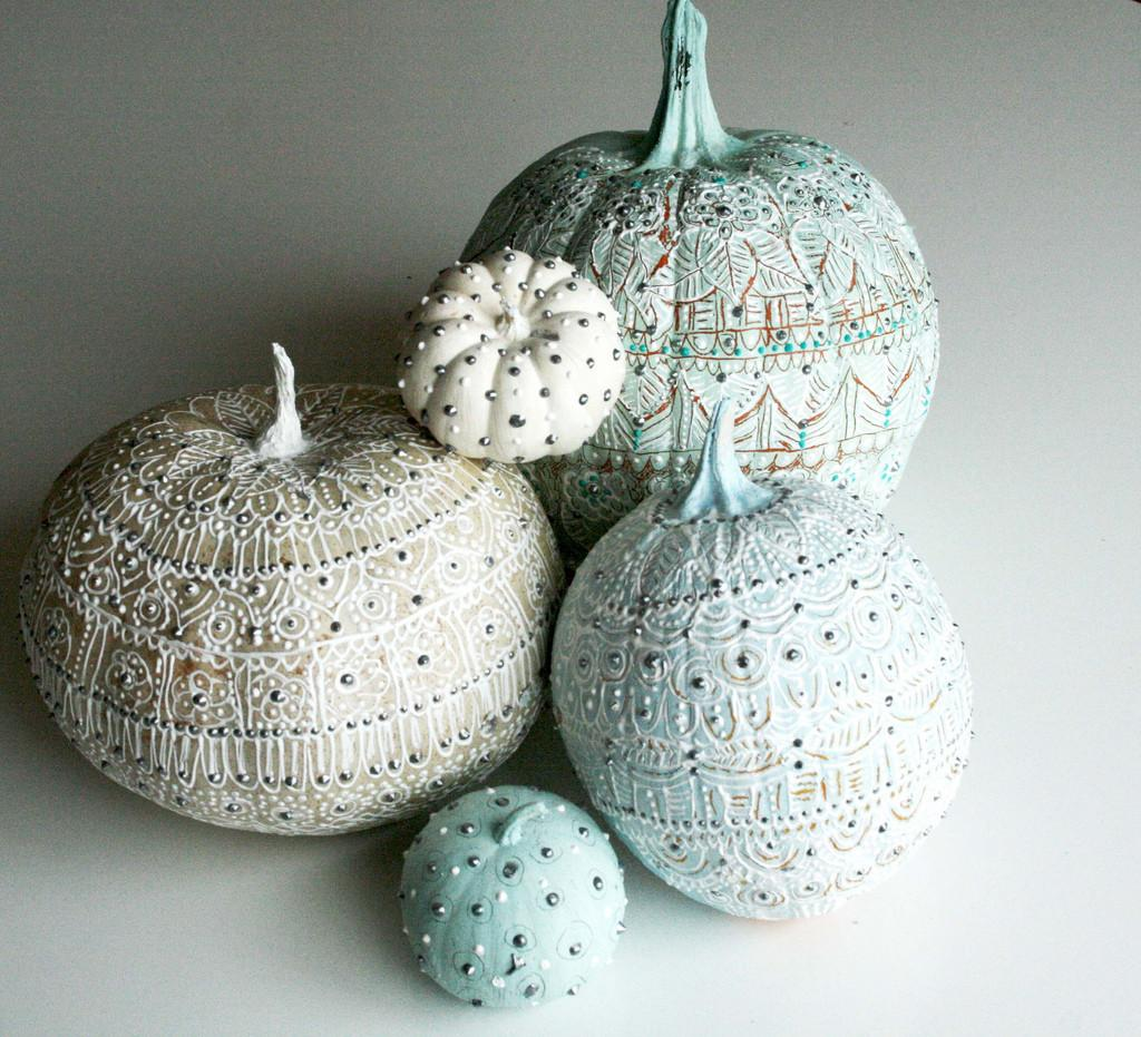 Ideas Take Your Pumpkins Drab Fab