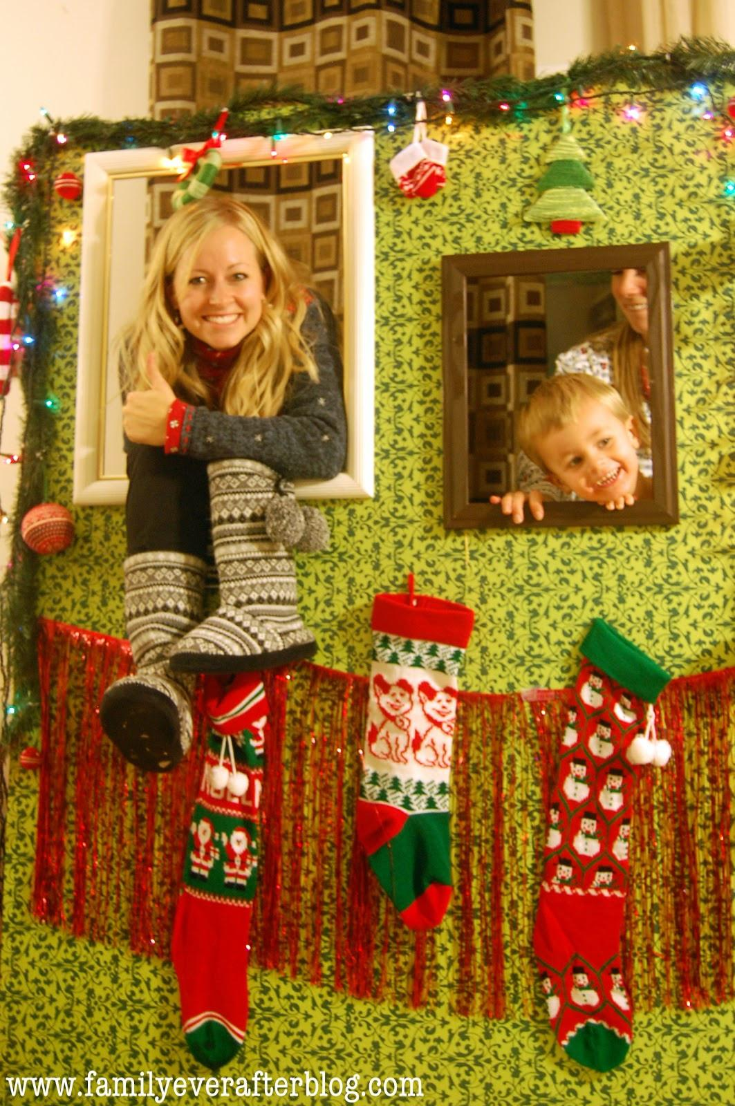Ideas Ugly Christmas Sweater Party Family Ever After