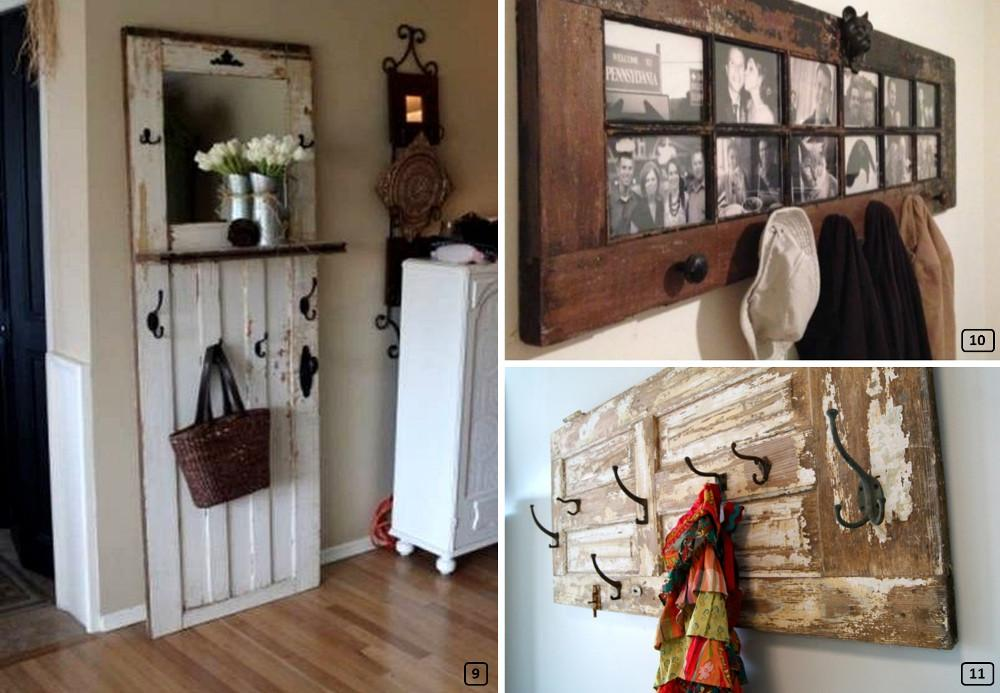 Ideas Upcyling Old Doors Rentals Bnbstaging
