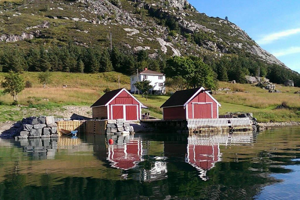 Idyllic Country House Sea Cabins Rent