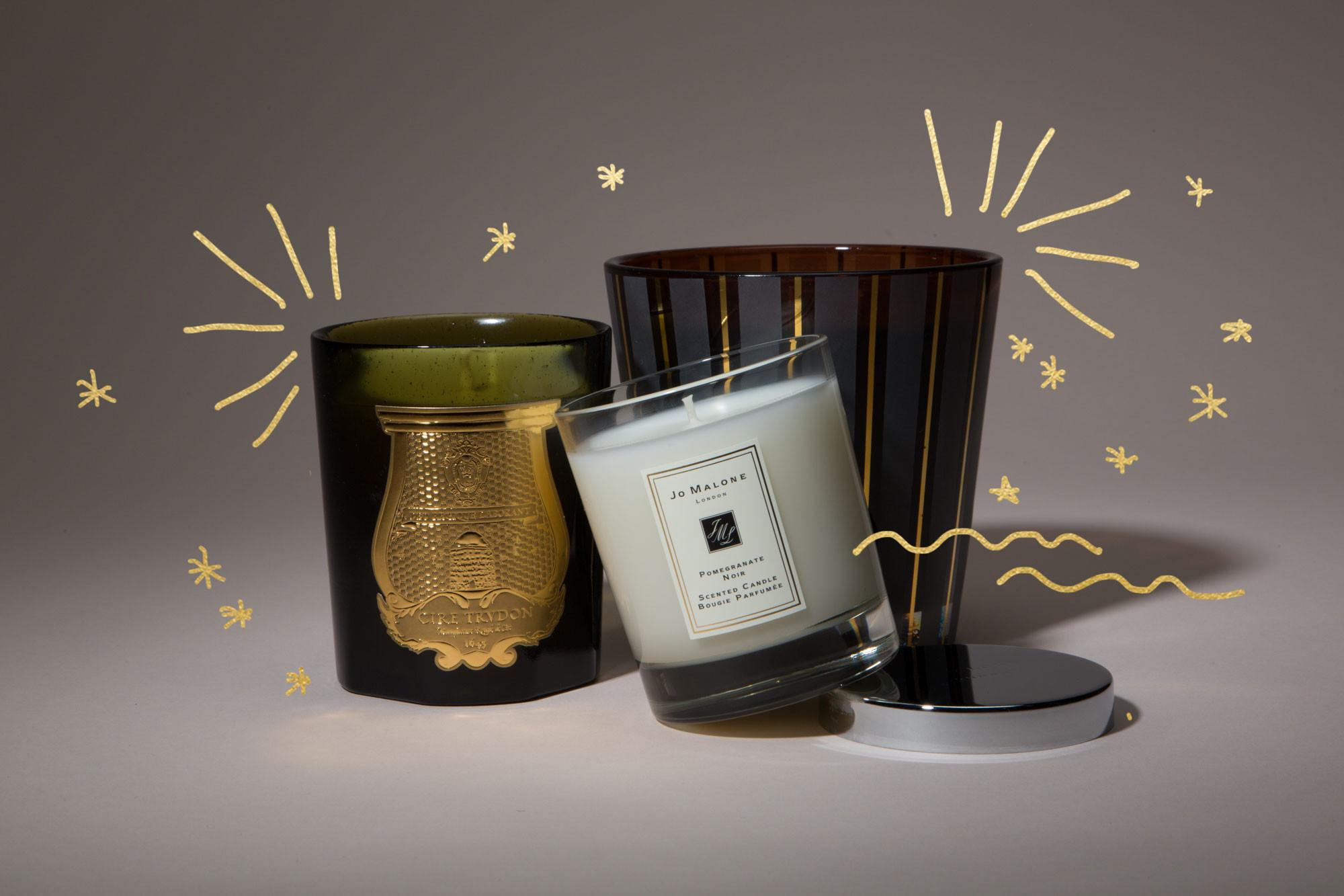 Ignited Our Burning Desire Luxury Candles Racked